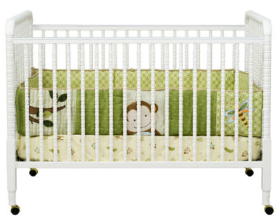 Davinci Jenny Lind Stationary Crib Review