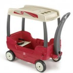 Step 2 Canopy Wagon Review