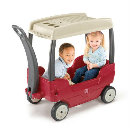 Step 2 Canopy Wagon Reviews