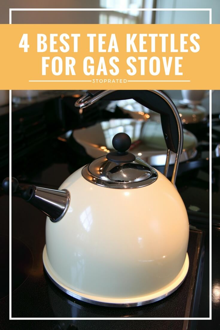 Earnings Disclaimer >> Best Tea Kettle For Gas Stove - Stainless Steel or Glass