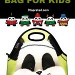 Panda Lunch Bag For Kids