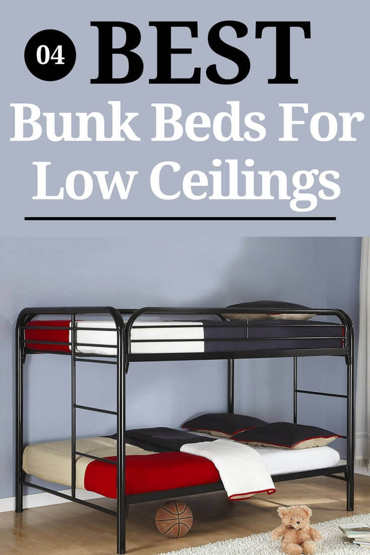 Best Bunk Beds For Low Ceilings, Bunk Beds For Low Ceilings