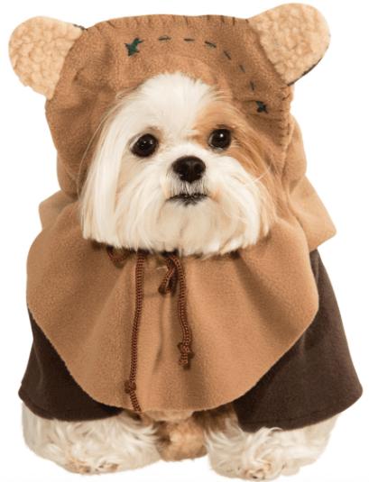 Buy Pet Ewok Costume